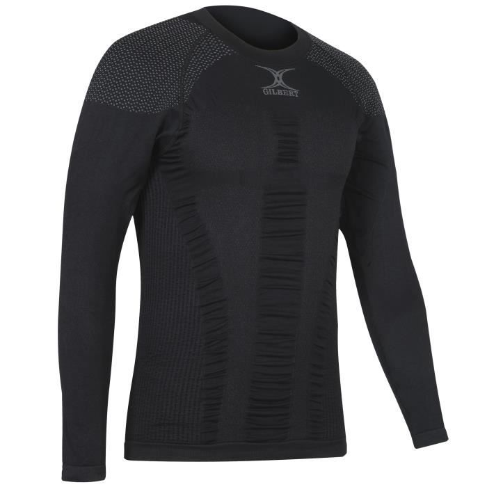 GILBERT T-shirt de compression - Noir