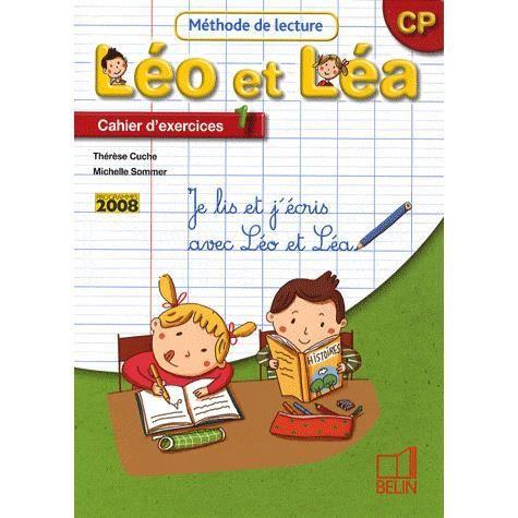 Méthode de lecture Léo et Léa CP