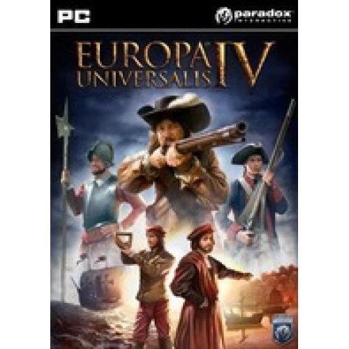 Europa Universalis IV-(PC-Mac en Téléchargement)