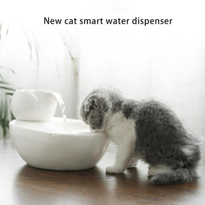 AR5376 Chat chien automatique distributeur d'eau de circulation fontaine chien chat bol eau potable fontaine bols à boire fourn