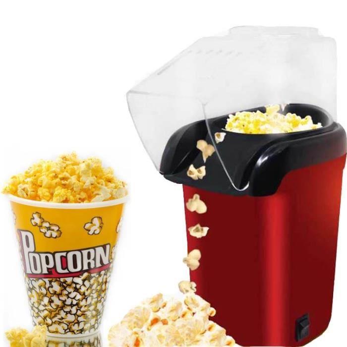 Mini ménage sain Air chaud sans huile pop-Corn fabricant maïs Popper pour la cuisine à la maison-#11