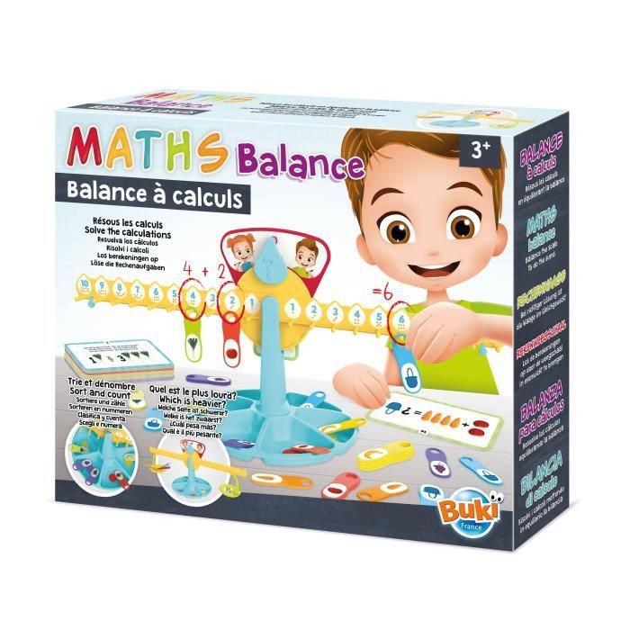 Balance a calculs Buki