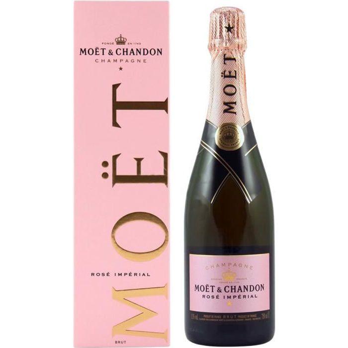 Champagne MOET & CHANDON Rosé Impérial