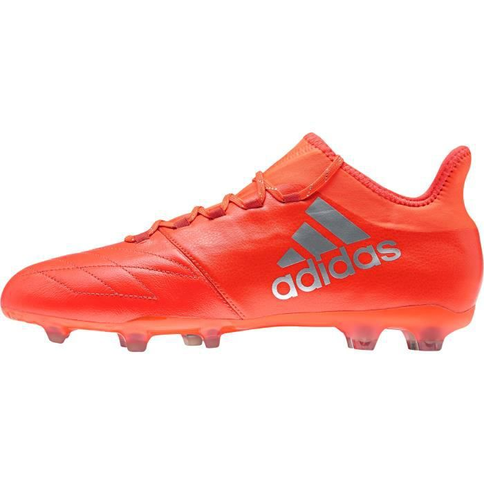 Chaussure de football adidas X 16.2 FG LEATHER