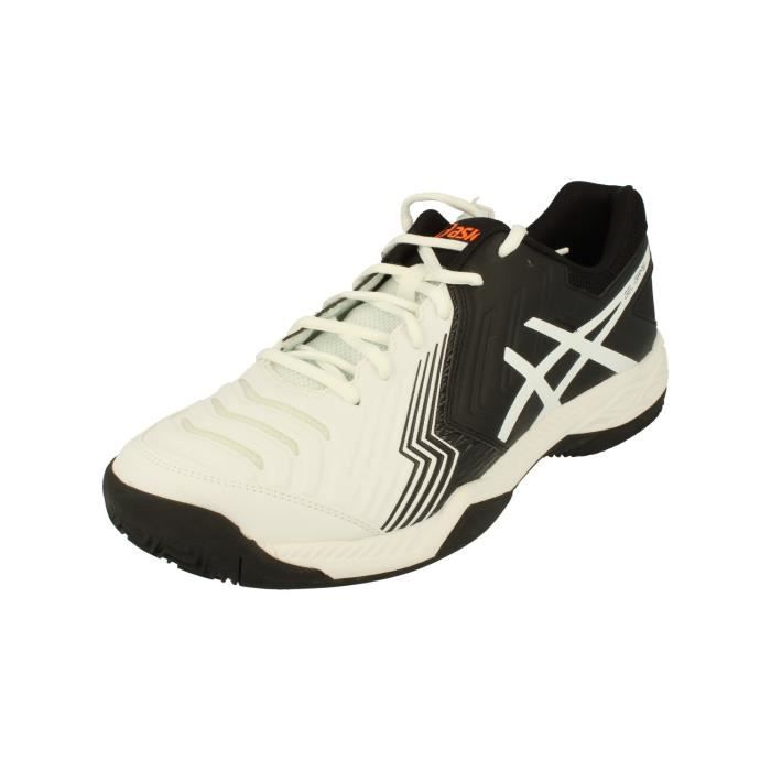 Asics Gel-Game 6 Clay Hommes Tennis Chaussures E706Y Sneakers Chaussures