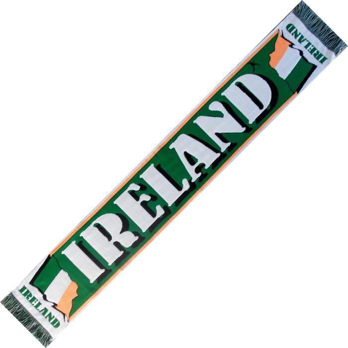 ECHARPE IRLANDE no drapeau maillot fanion casquette ...