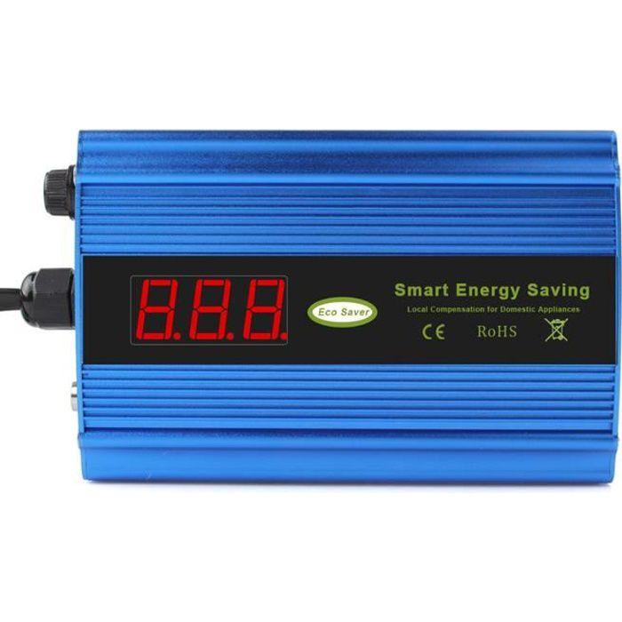 Decdeal Economiseur d'électricité Intelligent LED Electricité Économie d'énergie Dispositif Électricité-Saving Appliance