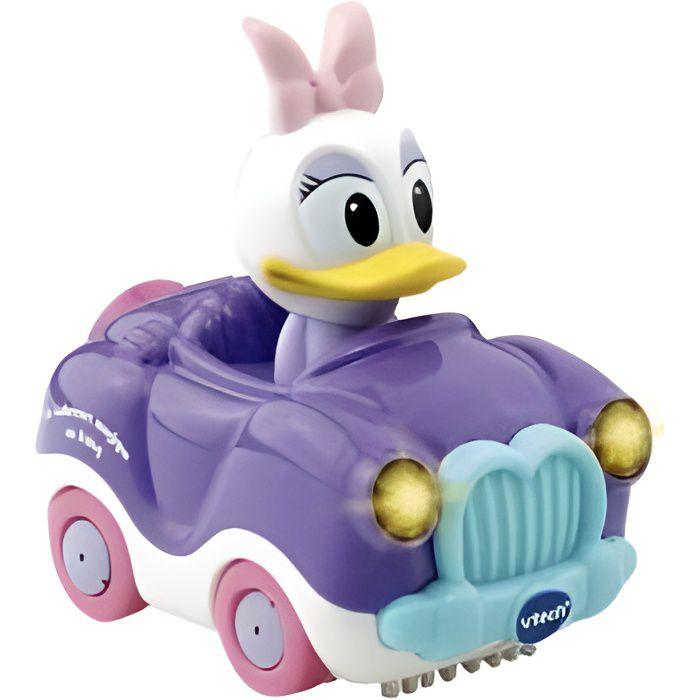 Le cabriolet magique de Daisy - VTech Disney - Fille - Tut Tut Bolides, Collection Mickey et ses Amis