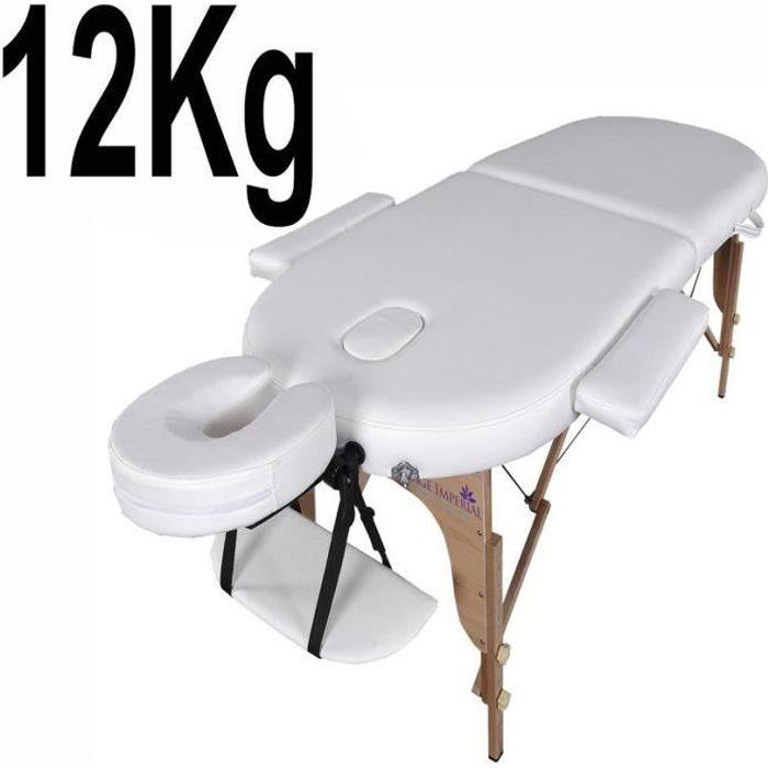 Massage Imperial Orvis Table De Massage Reiki Leger Pro Luxe