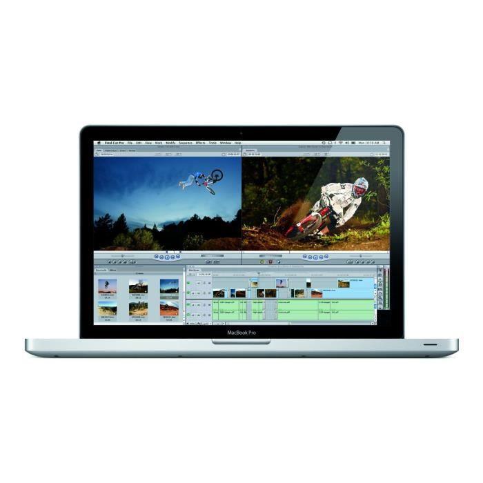 "ORDINATEUR PORTABLE Macbook Pro 15"" A1286 Intel Core 2 Duo 2009"