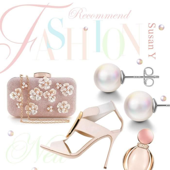 Argile Polymère Fleur Perles ~ 18 mm Mixed Pack de 14 ~ Art Hobby Fabrication de Bijoux