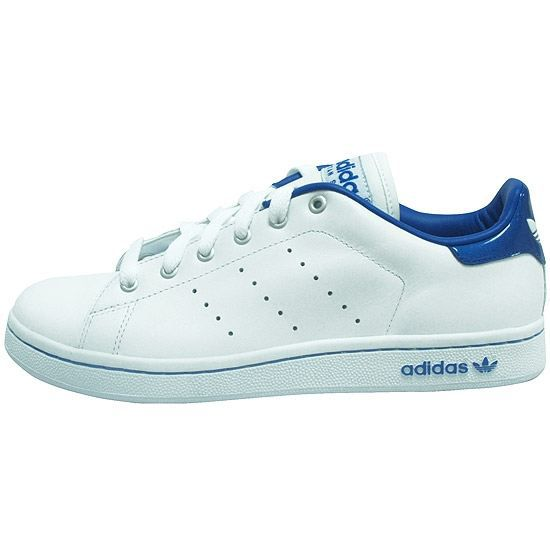 adidas stan smith junior bleu