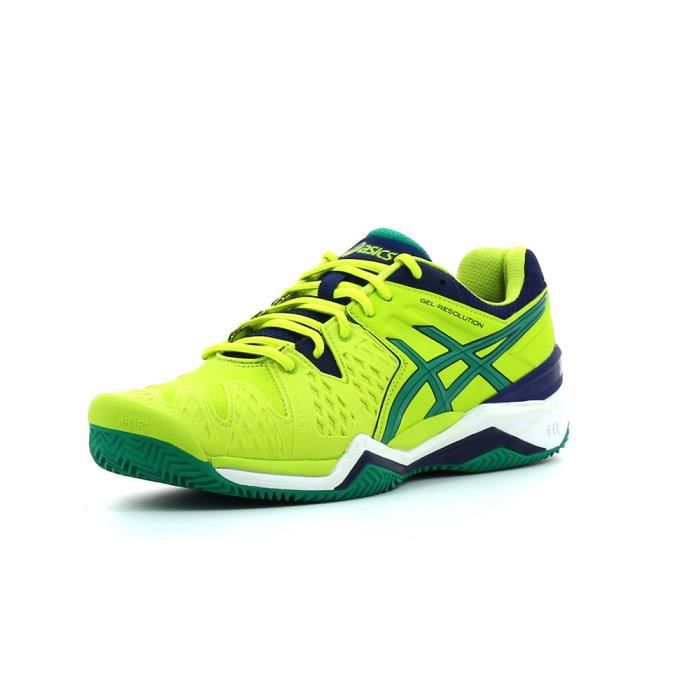 ASICS GEL RESOLUTION 6 E503Y 0588 TENNIS HOMME