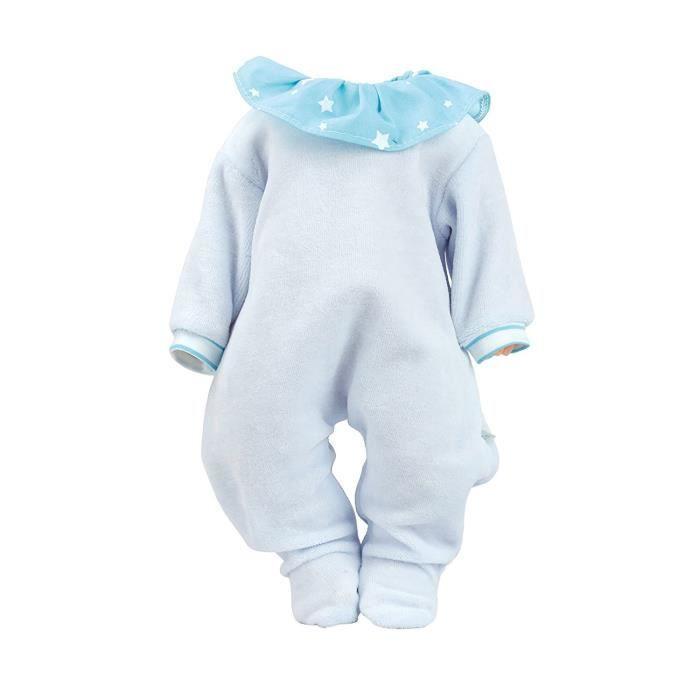 ACCESSOIRE POUPÉE Vêtement pour poupée 36 cm : Habillage nuit d'étoi