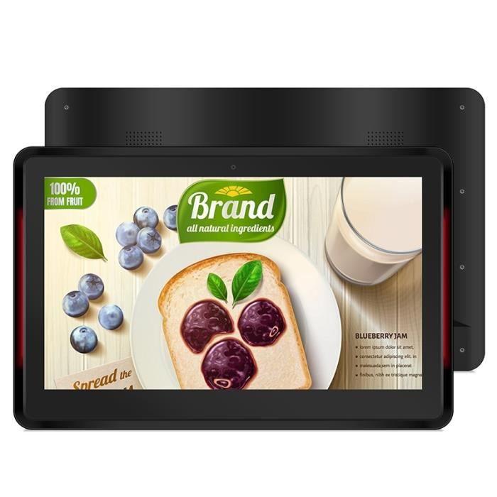 TABLETTE TACTILE Tablette Tactile Grand Ecran Pc Commerciale 13,3 P