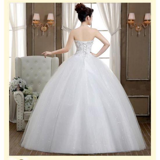 Robe de mariée 2017 nouvelle robe de dentelle
