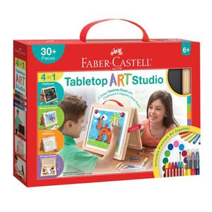 CHEVALET DE TABLE Faber-castell Art Studio Tabletop - Chevalet en bo