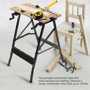 ETABLI - MEUBLE ATELIER Table travail pliante Outil réparation Atelier Tab