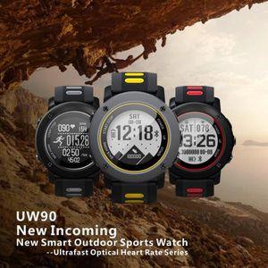 BRACELET DE MONTRE UWear montre Smart Watch Sports de plein air en co