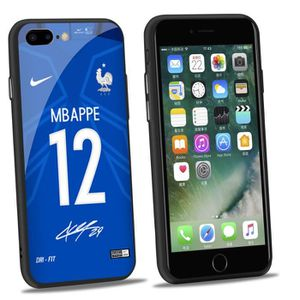 coque iphone 8 mbappe