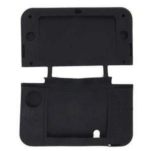CONSOLE NEW 3DS XL Etui de Protection en Silicone pour New 3DS LL-XL