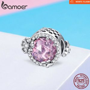 Charm's BAMOER Charms Argent 925  Femme  Compatible Pandor