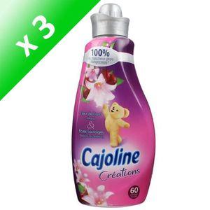 ADOUCISSANT CAJOLINE Adoucissants Ultras 5 Fleur de Tiare - 1,