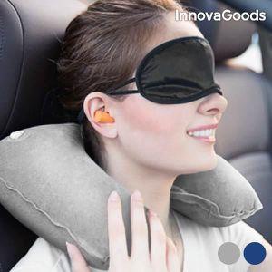 COUSSIN Accessoires de détente de voyage masque et coussin