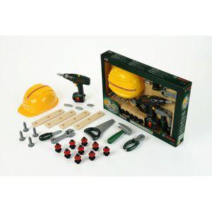 BRICOLAGE - ÉTABLI KLEIN - Set de bricolage Bosch avec visseuse élect