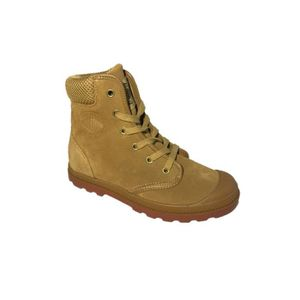 PALLADIUM BOOT BROWN 05137 PAZADA akaIa9KGh