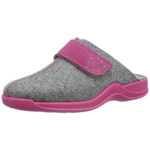 CHAUSSON - PANTOUFLE Vaasa-d, chaussons chauds de femmes Lined 3VC81G T