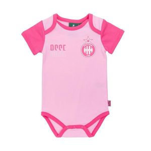 Très douillet OURS-BABY BODY-BABY BODY-rose-Logoshirt
