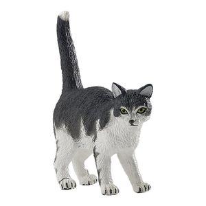FIGURINE - PERSONNAGE Papo - Chat noir et blanc - PAPO