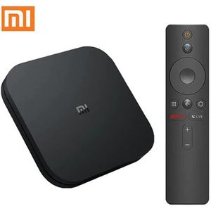 BOX MULTIMEDIA Xiaomi MI TV BOX S Android 8.1 TV 4K HDR Accès Dir