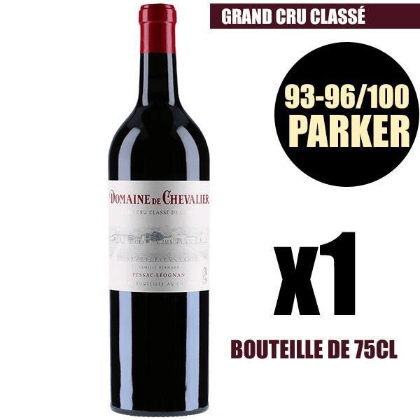 X1 Domaine de Chevalier 2016 75 cl AOC Pessac-Léognan Rouge Grand Cru Classé Vin Rouge