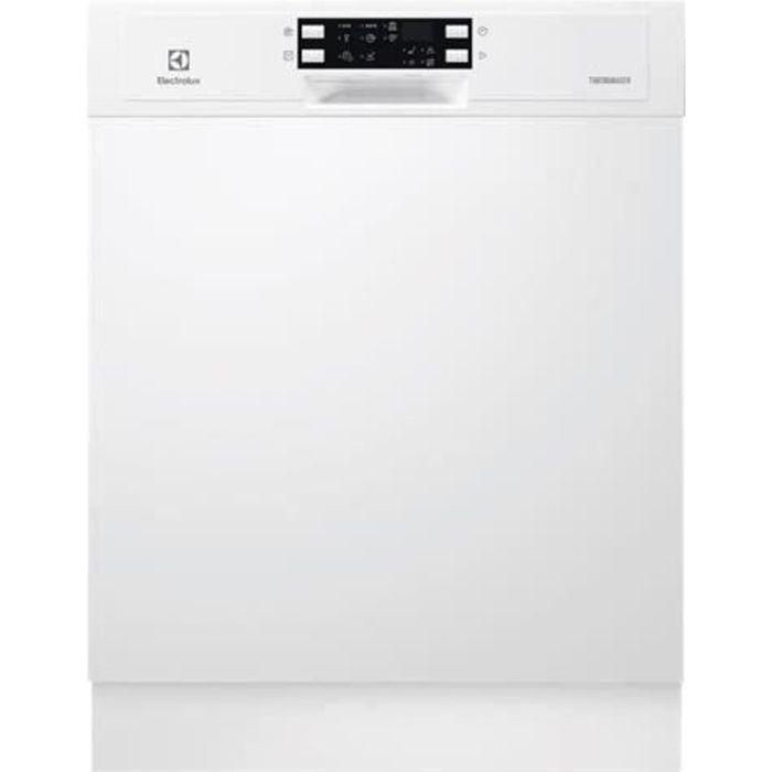 Electrolux ESI5533LOW Lave-vaisselle intégrable Niche largeur : 60 cm profondeur : 55 cm hauteur : 82 cm blanc
