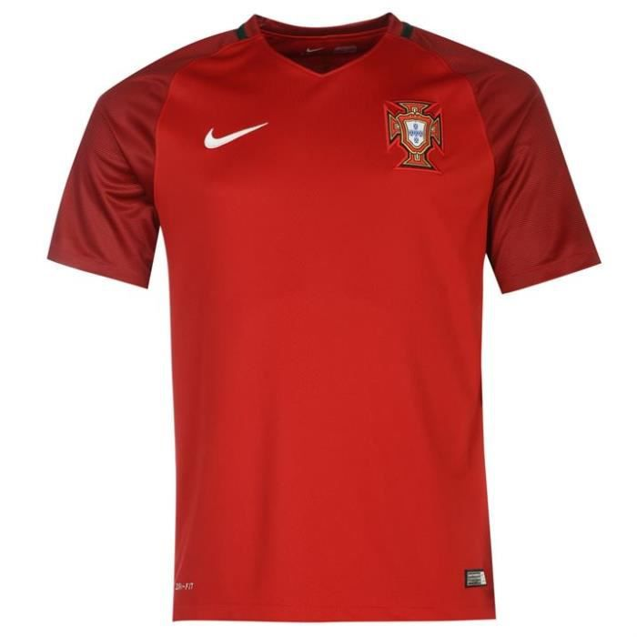 Maillot Officiel Nike Portugal Home Euro 2016