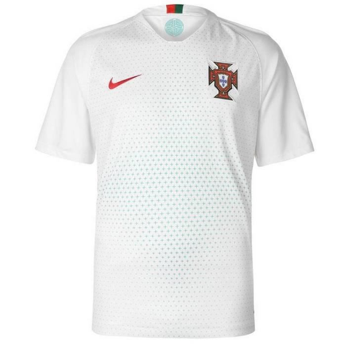 Maillot Homme Away Nike Portugal Coupe du Monde de Football 2018