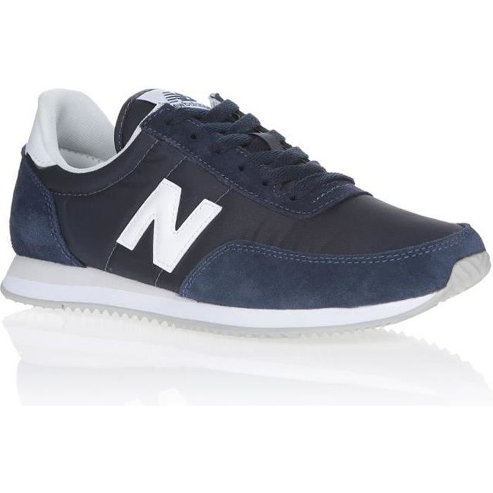 NEW BALANCE Baskets Bleu Marine Mixte