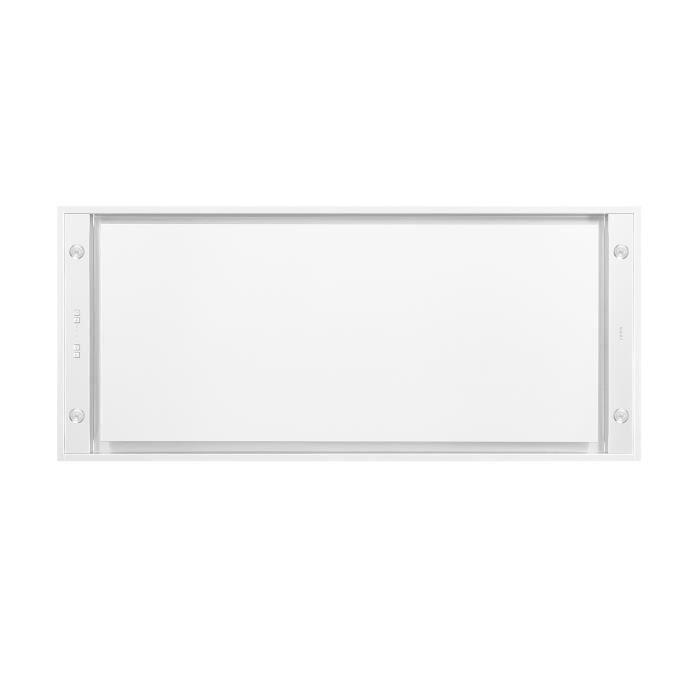NOVY 6841 Pure'line avec moteur intégré-dissocié 120 cm blanc avec LED