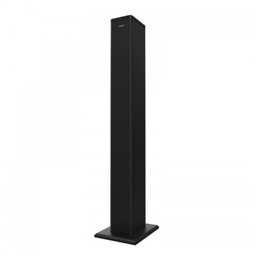 enceinte colonne bluetooth design black edition mega promo enceinte colonne avis et prix pas. Black Bedroom Furniture Sets. Home Design Ideas