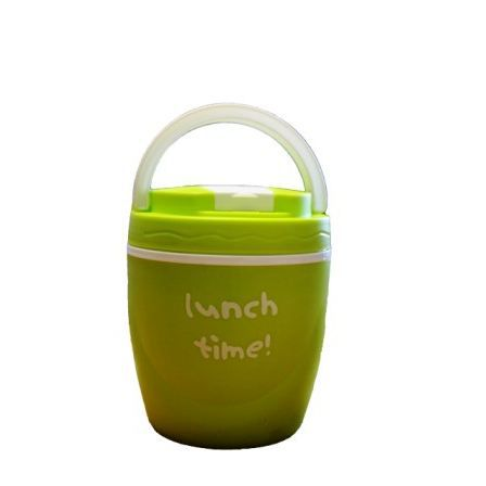 boite repas isotherme lunch box 1 litre vert achat vente lunch box bento boite repas. Black Bedroom Furniture Sets. Home Design Ideas