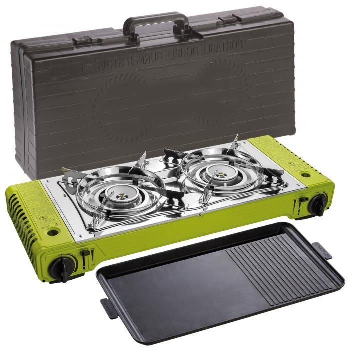 2/pi/èces Embout pour barbecue de camping R/échaud /à gaz plaque de grill Camping R/échaud Camping /à accessoires