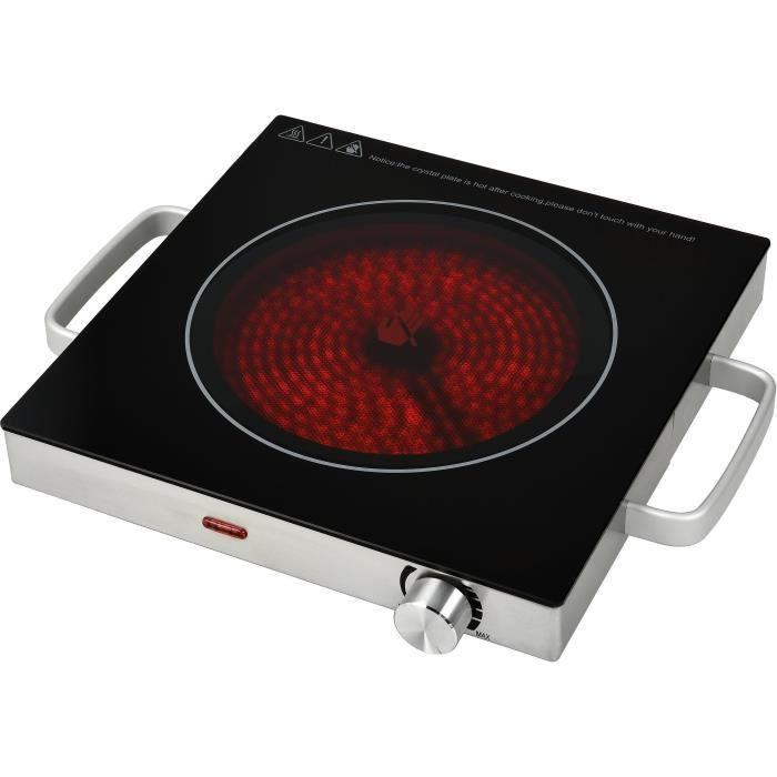 Prettyia Portable Camping Gas Heater Butane Heating Warmer Stove BBQ Grill