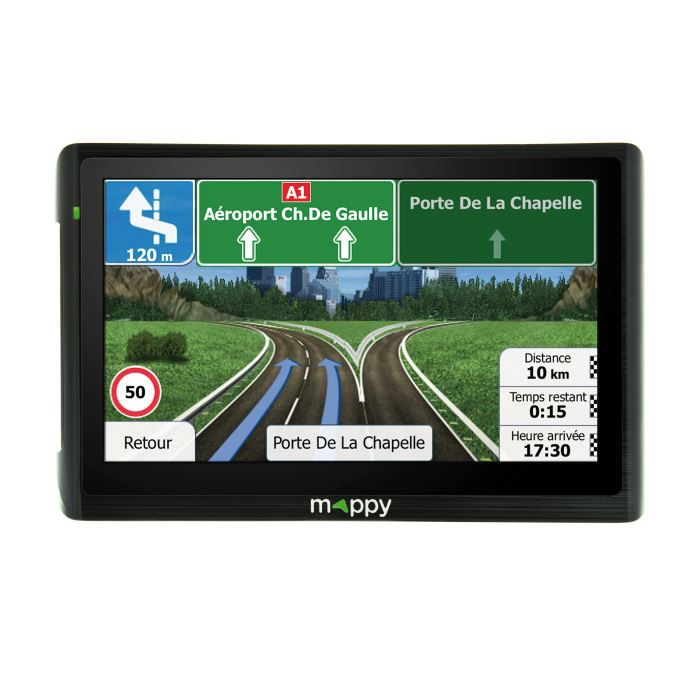 GPS AUTO GPS Mappy Iti E418 LM Europe 14 pays reconditionné