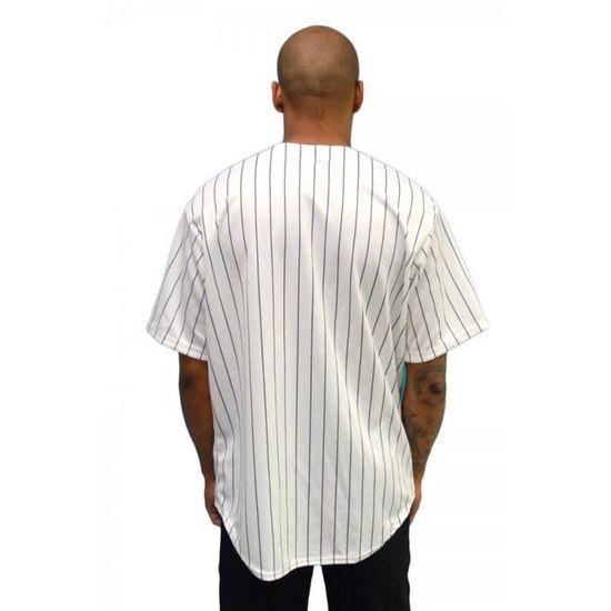 moderne et élégant à la mode clair et distinctif nouveau style de vie CHEMISE MAJESTIC JERSEY YANKEES ... - Achat / Vente chemise ...