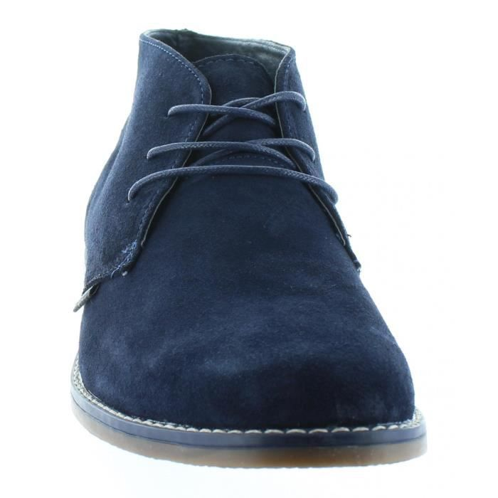 Bottines pour Homme REFRESH 63123 SERRAJE NAVY