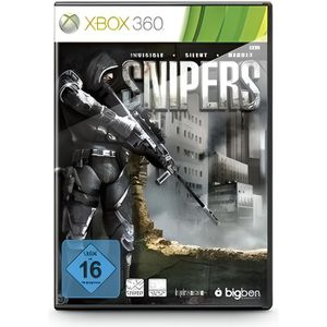 JEUX XBOX 360 SNIPERS / Jeu console X360