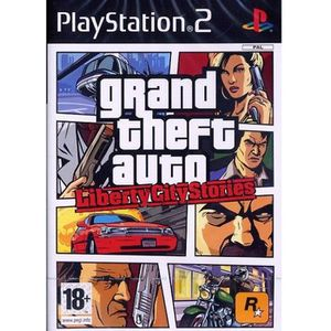 JEU PS2 GTA Liberty City Stories / PS2