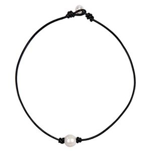 PARTITION Perle Collier ras du cou de la femme Pour | Simple